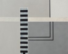 Sylvie Hamou_Linear construction II