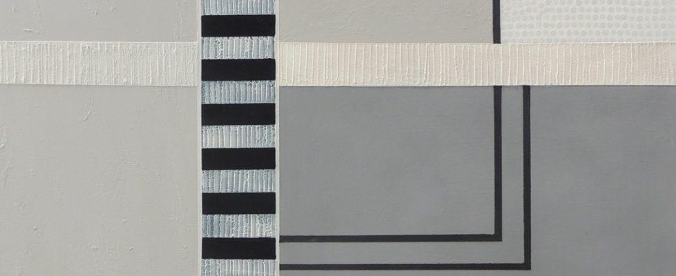 Sylvie Hamou_Linear construction II