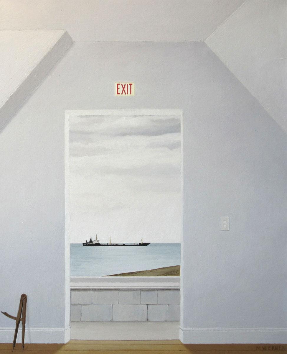 Max Werner Exit