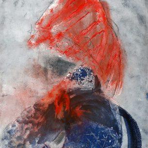 Ilana Yaron_The red head cover