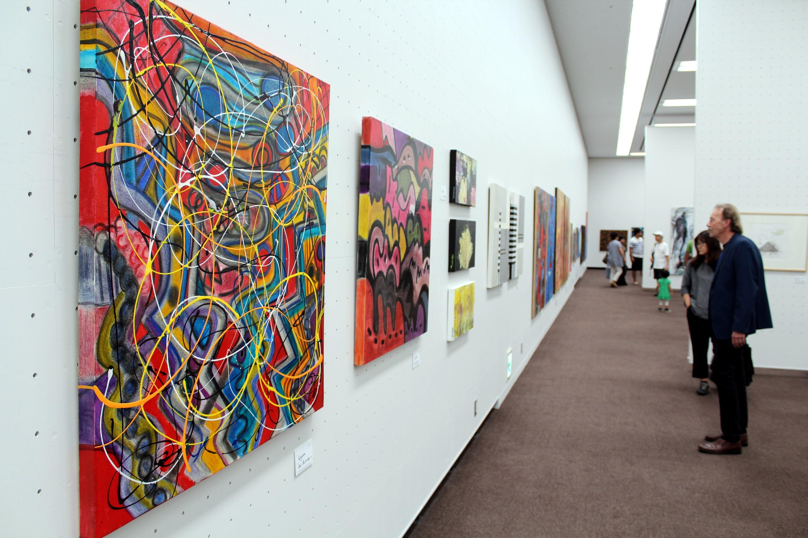 tokyo metropolitan art museum 1
