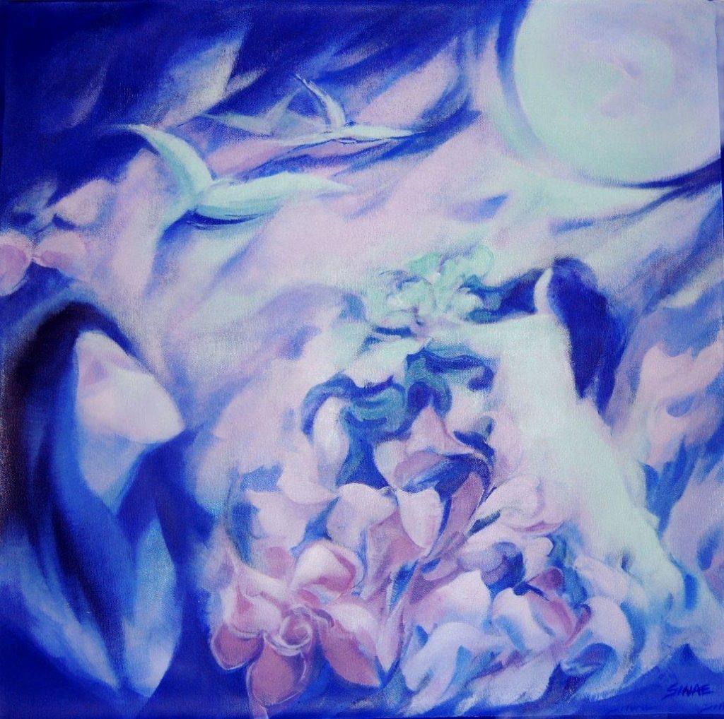 Sinae Lee MoonFlight 1