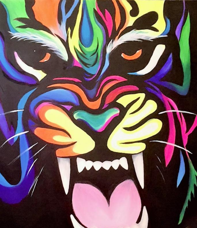 Veronica Stewart Kitty Cat l